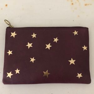 star wallet leather